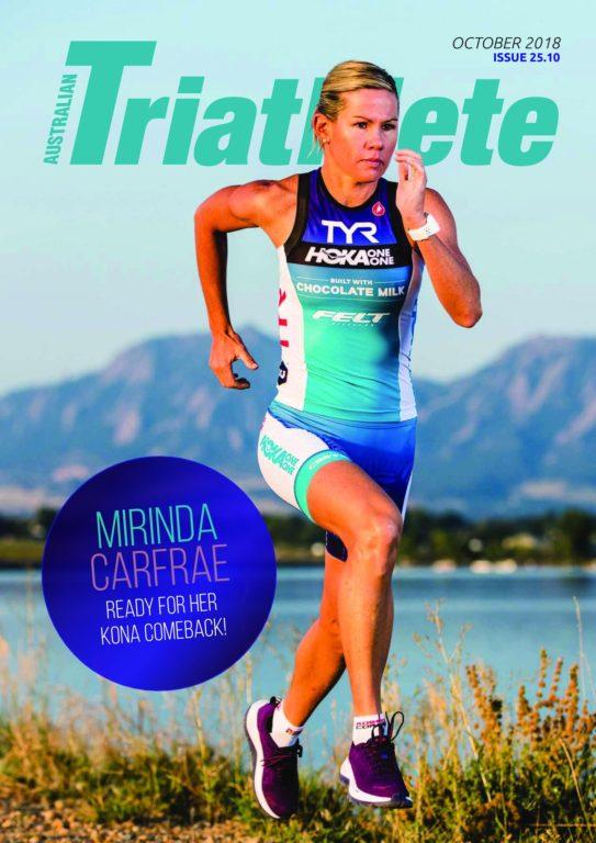 Australian Triathlete – October 2018