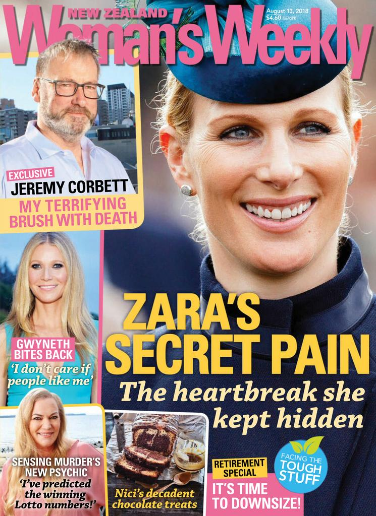 Woman's Weekly New Zealand – August 13, 2018