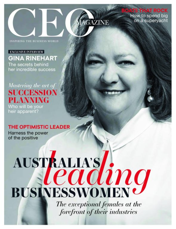 The CEO Magazine Australia & New Zealand – August 2018