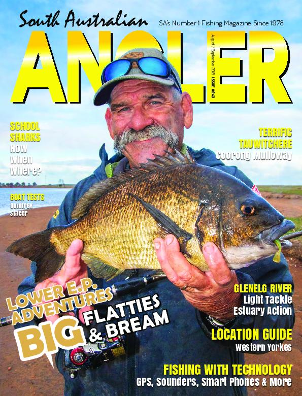 South Australian Angler – July 2018