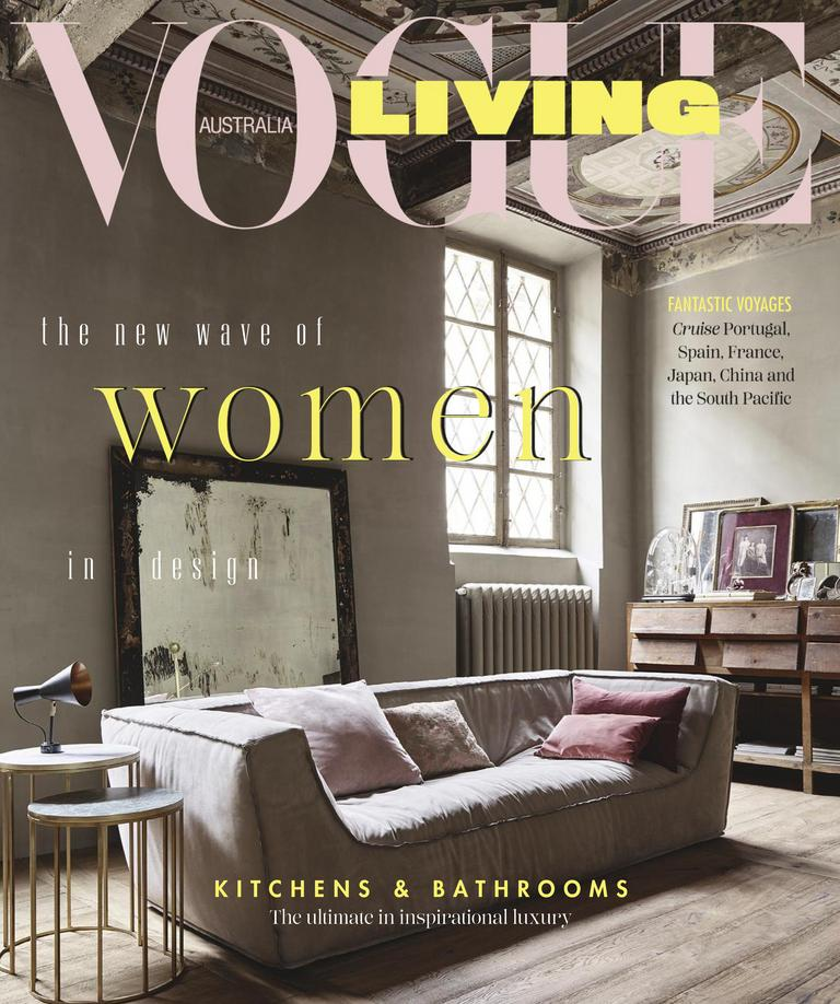 Vogue Living Australia – September-October 2018