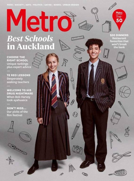 Metro New Zealand – August 2018