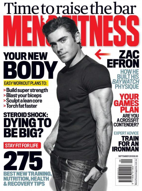 Australian Men's Fitness – September 2018