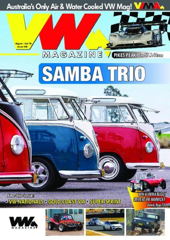 VW Magazine Australia – August 2018
