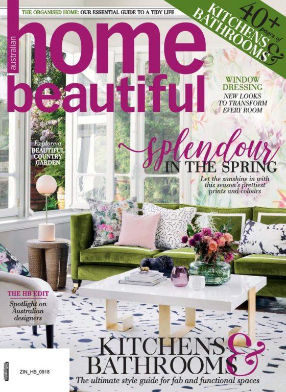Australian Home Beautiful – September 2018