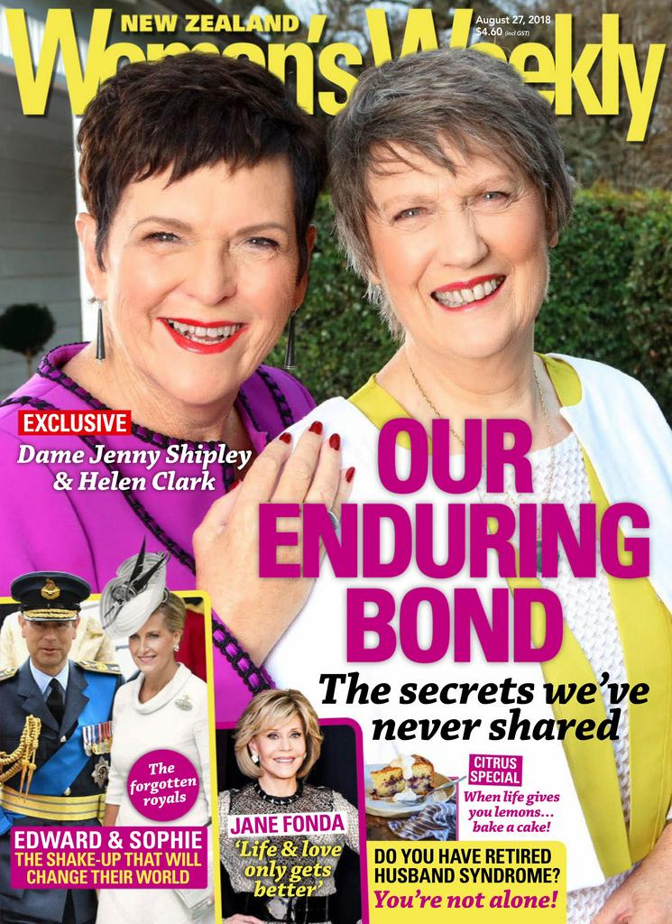 Woman's Weekly New Zealand – August 27, 2018