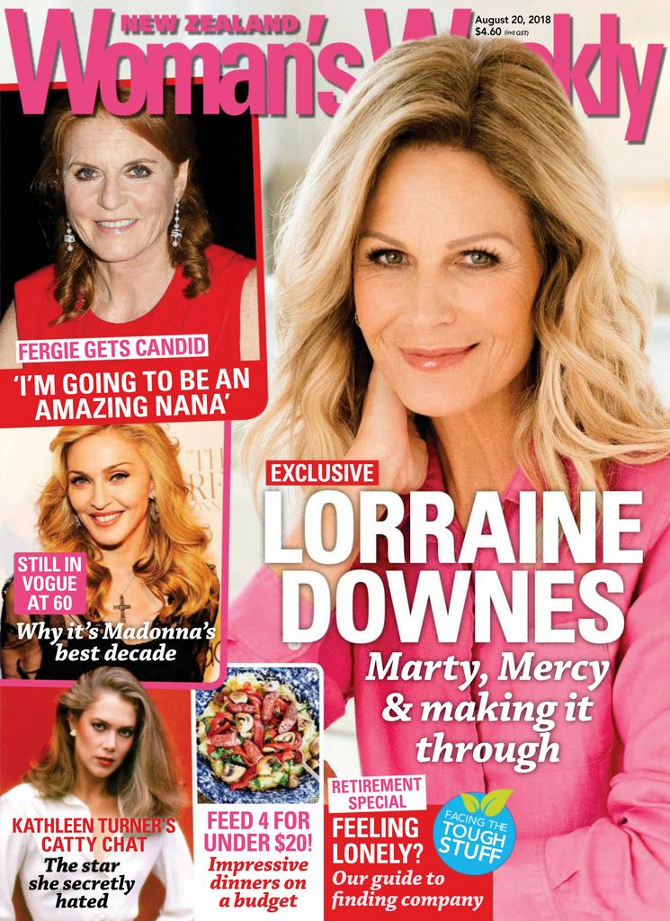 Woman's Weekly New Zealand – August 20, 2018