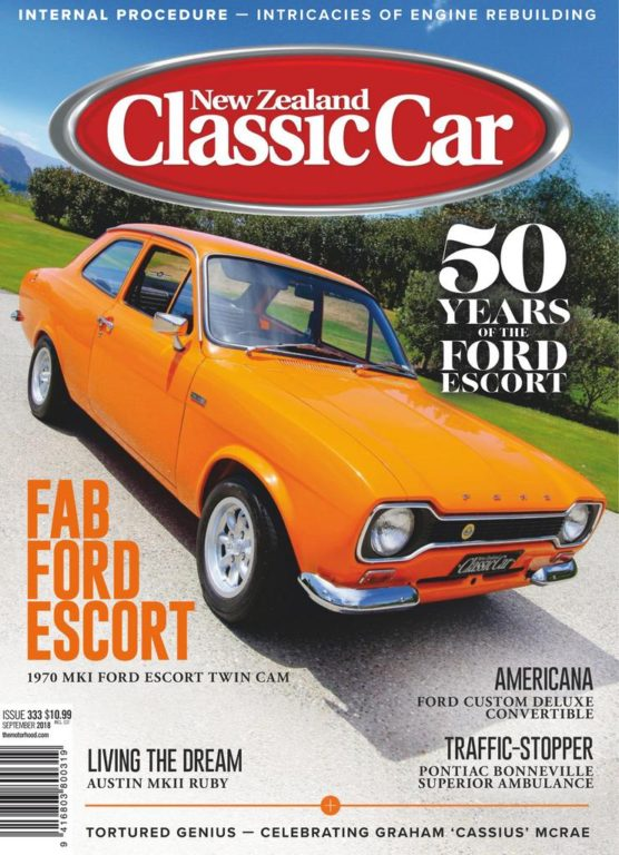 New Zealand Classic Car – September 2018