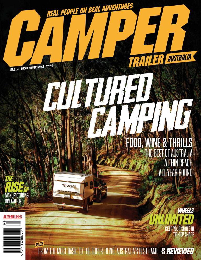 Camper Trailer Australia – September 2018