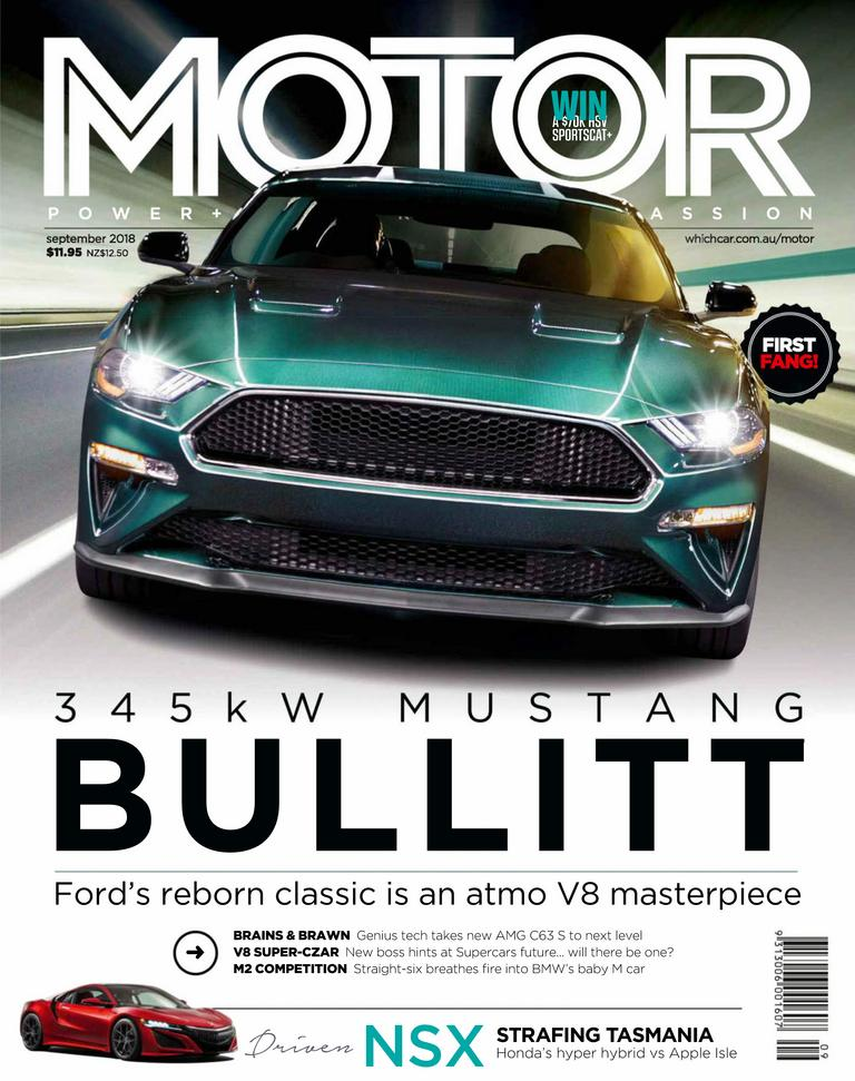 Motor Australia – September 2018