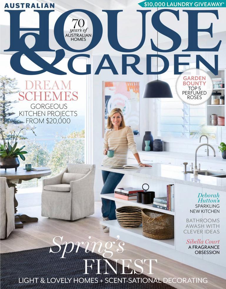 Australian House & Garden – September 2018