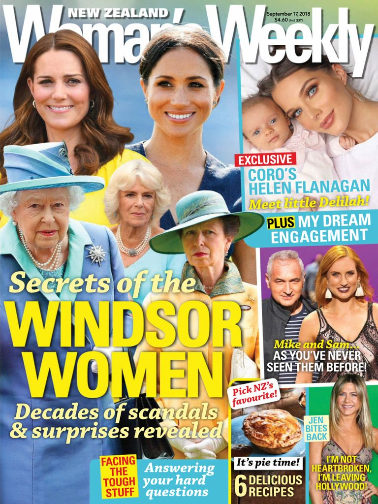 Woman's Weekly New Zealand – September 17, 2018