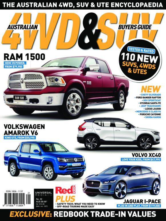 Australian 4WD & SUV Buyer's Guide – September 2018