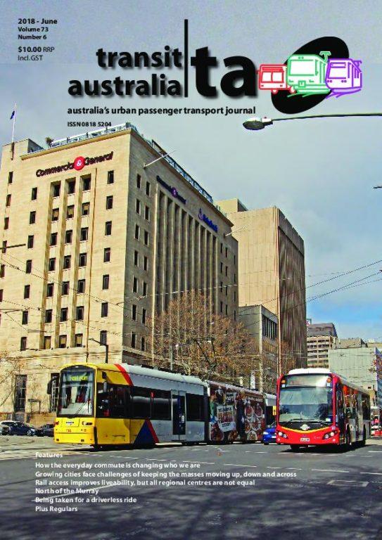 Transit Australia – September 2018
