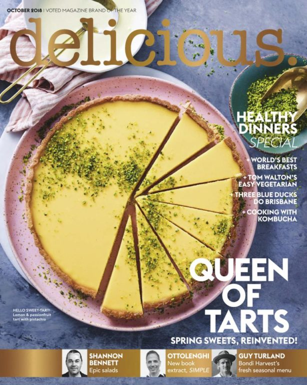Delicious Australia – October 2018