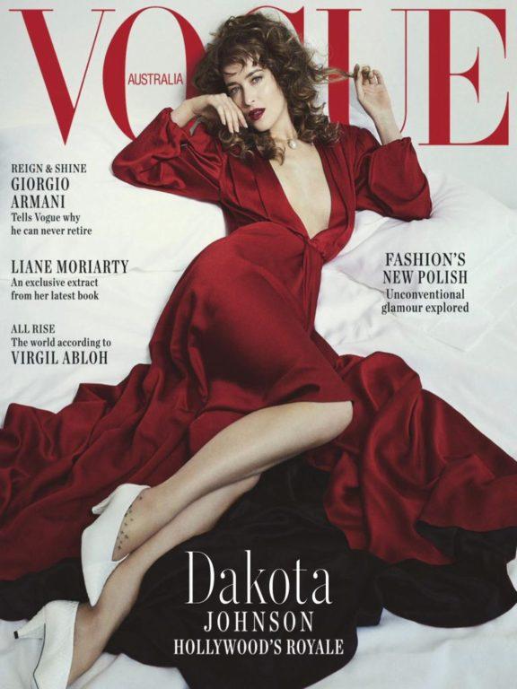 Vogue Australia – October 2018