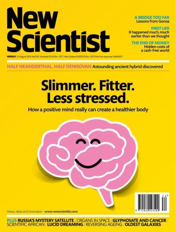 New Scientist Australian Edition – 25 August 2018