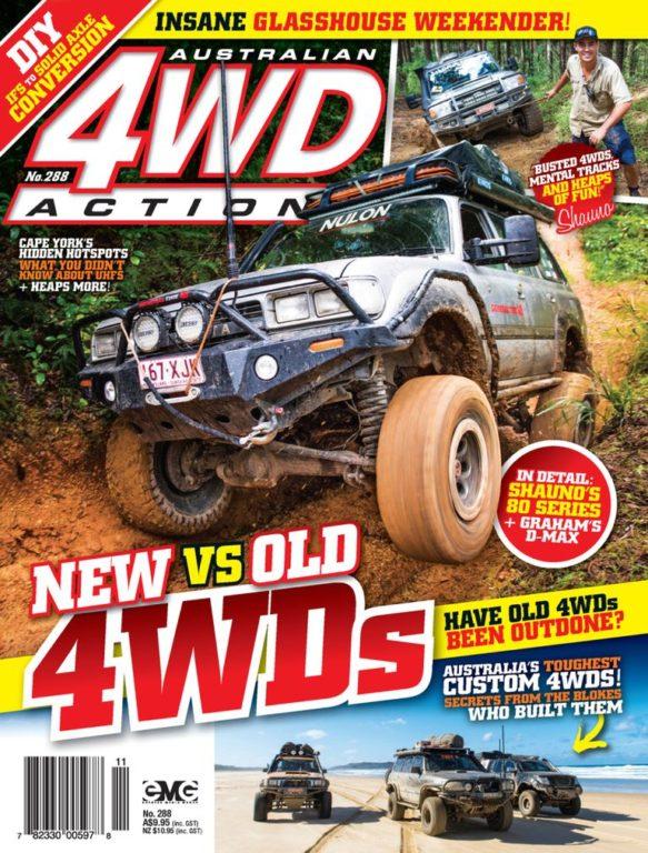 Australian 4WD Action – September 2018