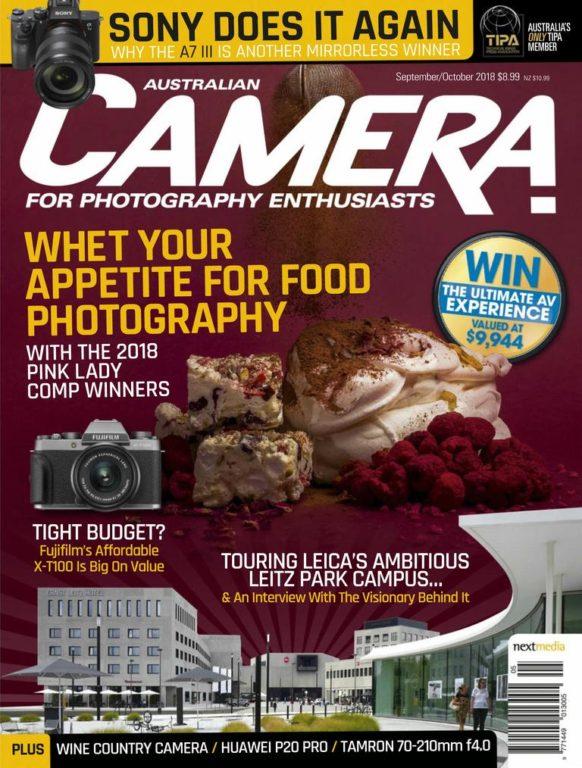 Australian Camera – September-October 2018