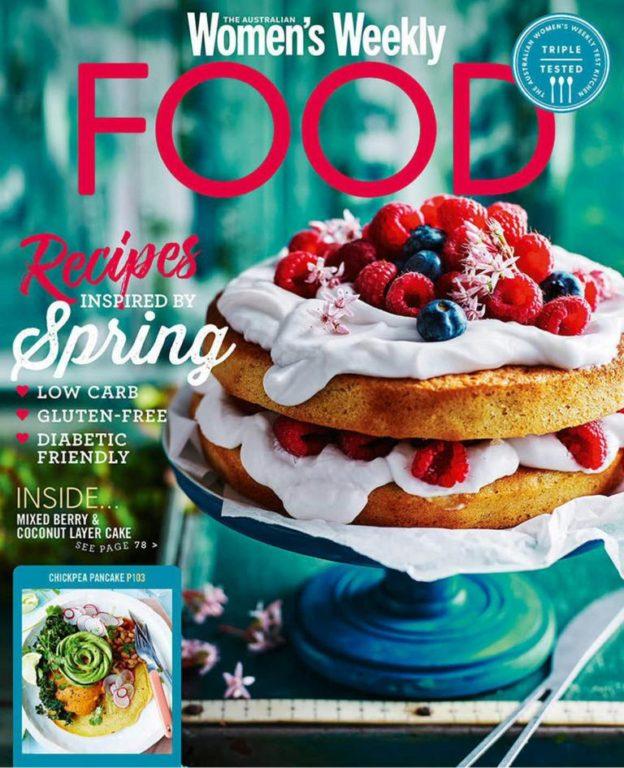 The Australian Women's Weekly Food – August 2018