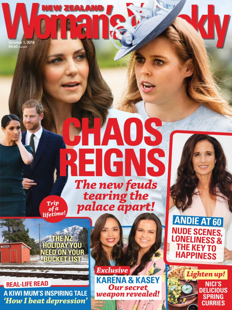 Woman's Weekly New Zealand – October 01, 2018