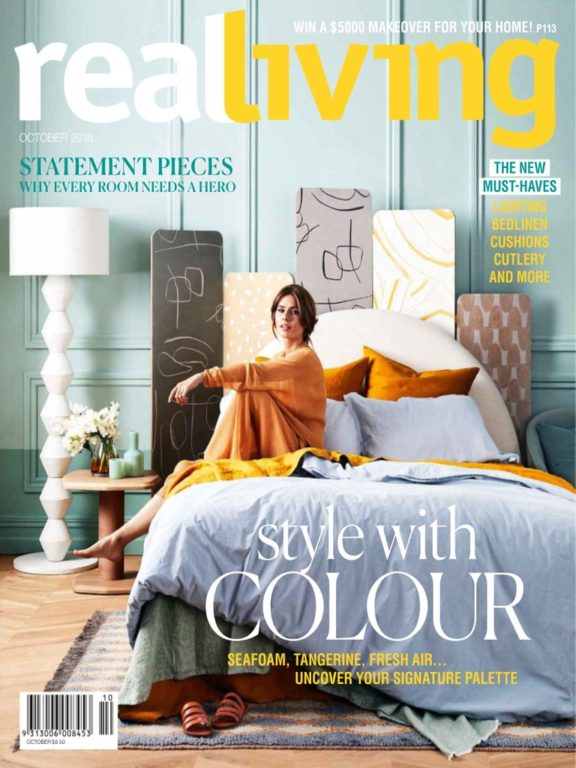 Real Living Australia – October 2018