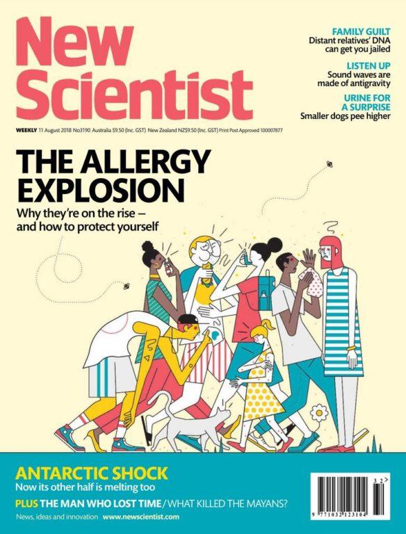 New Scientist Australian Edition – 11 August 2018