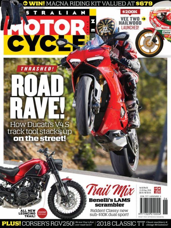 Australian Motorcycle News – September 13, 2018