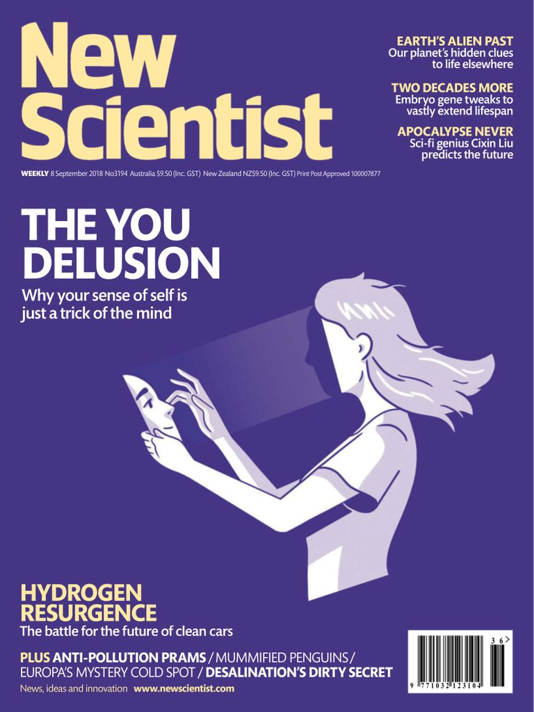 New Scientist Australian Edition – 08 September 2018