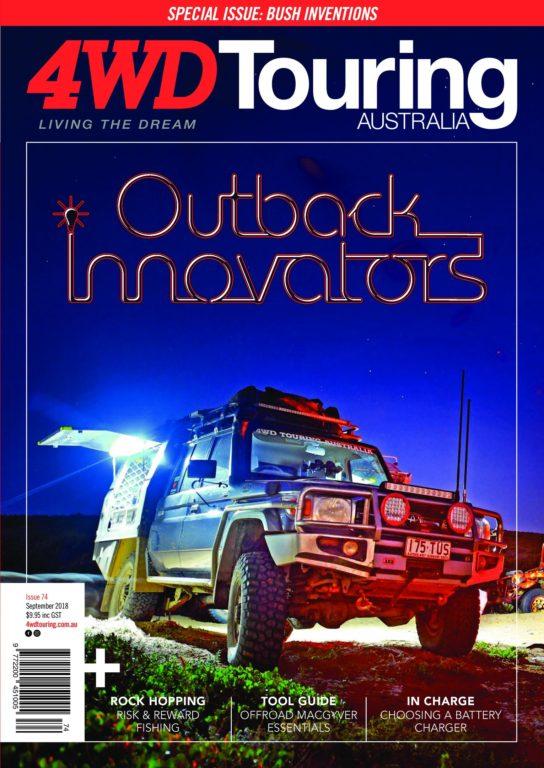 4WD Touring Australia – September 2018