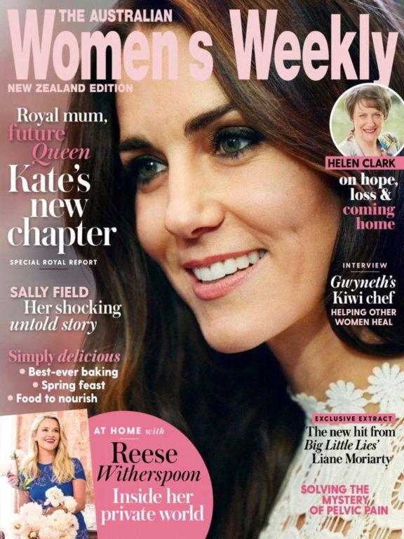 The Australian Women's Weekly New Zealand Edition – October 2018