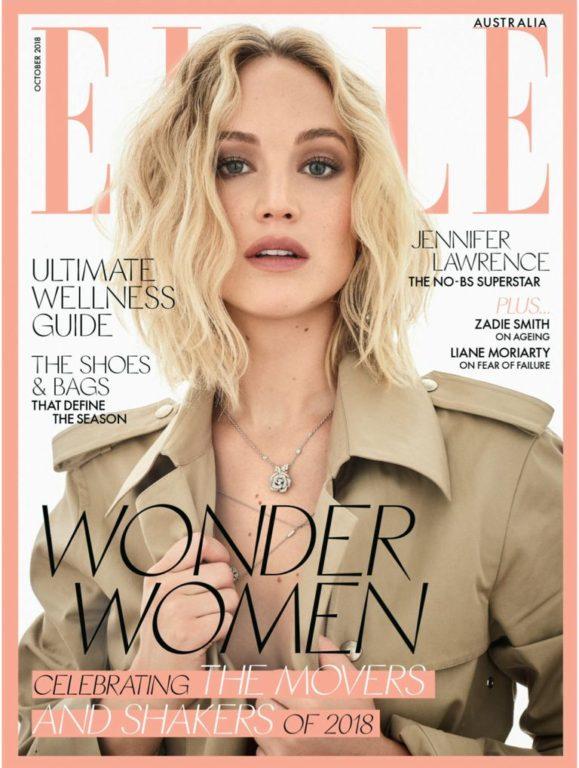 Elle Australia – October 2018