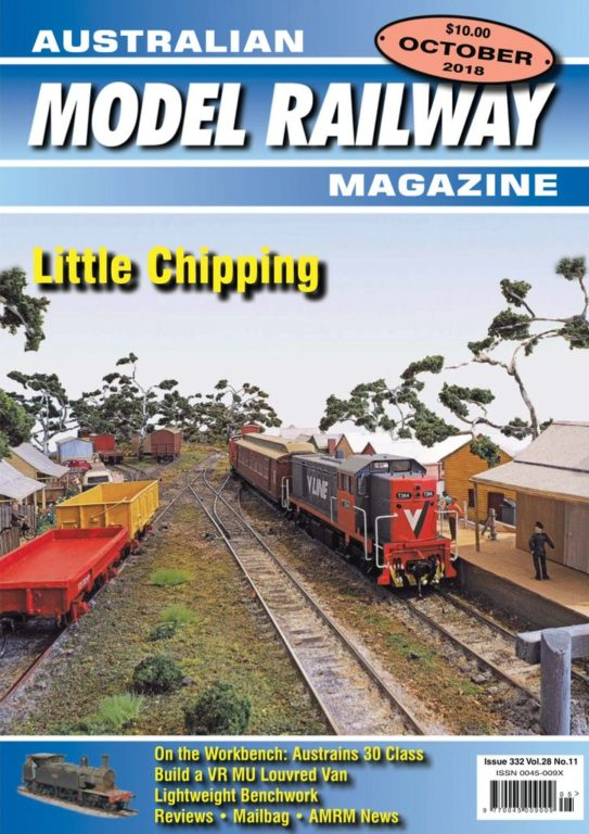 Australian Model Railway Magazine – October 01, 2018