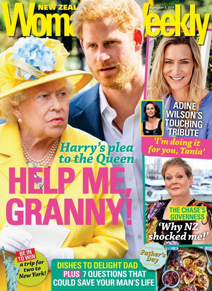 Woman's Weekly New Zealand – September 03, 2018