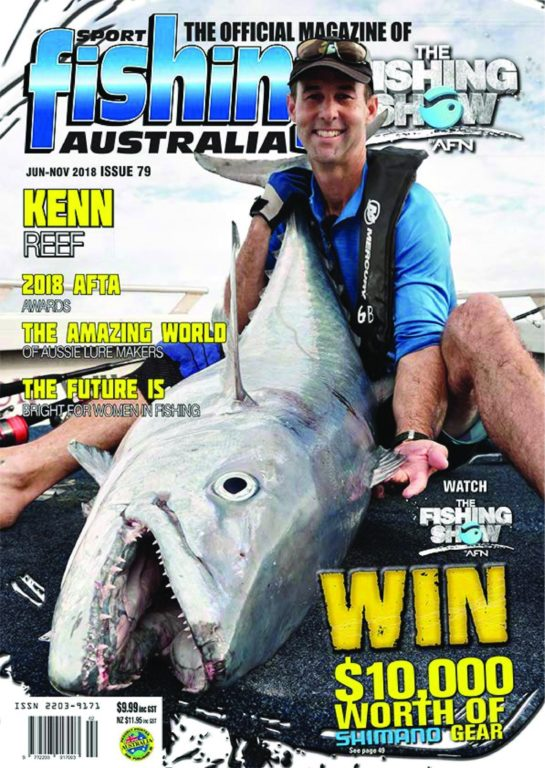 Sports Fishing Australia – September 2018