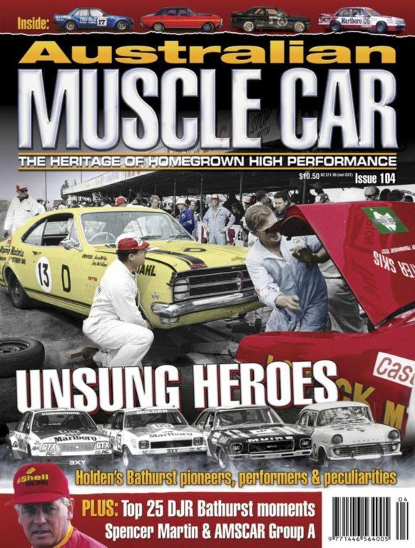 Australian Muscle Car – September 01, 2018