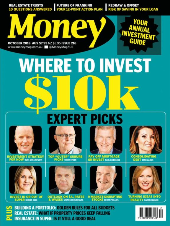 Money Australia – October 2018