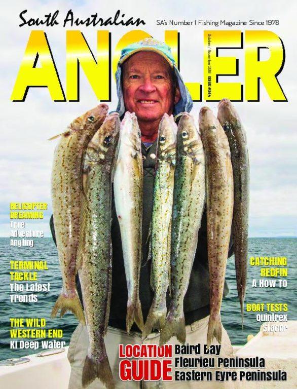South Australian Angler – September 2018