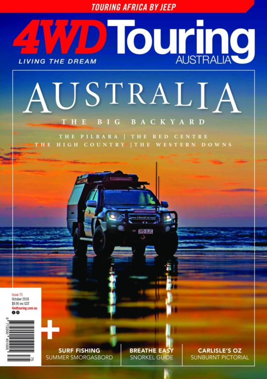 4WD Touring Australia – October 2018