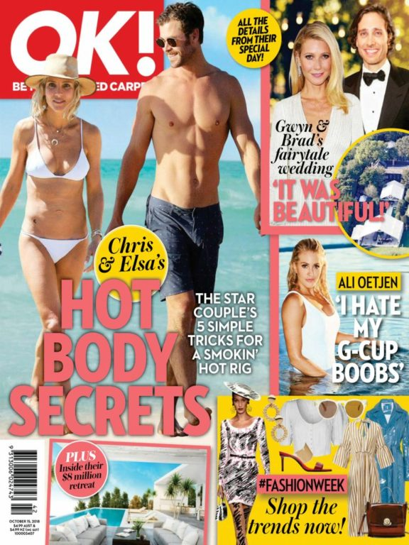 OK! Magazine Australia – October 15, 2018