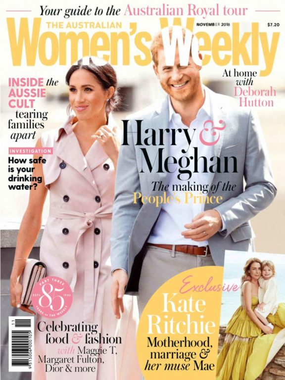 The Australian Women's Weekly – November 2018