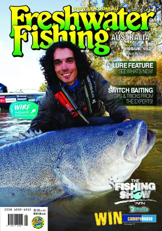 Freshwater Fishing Australia – October 2018