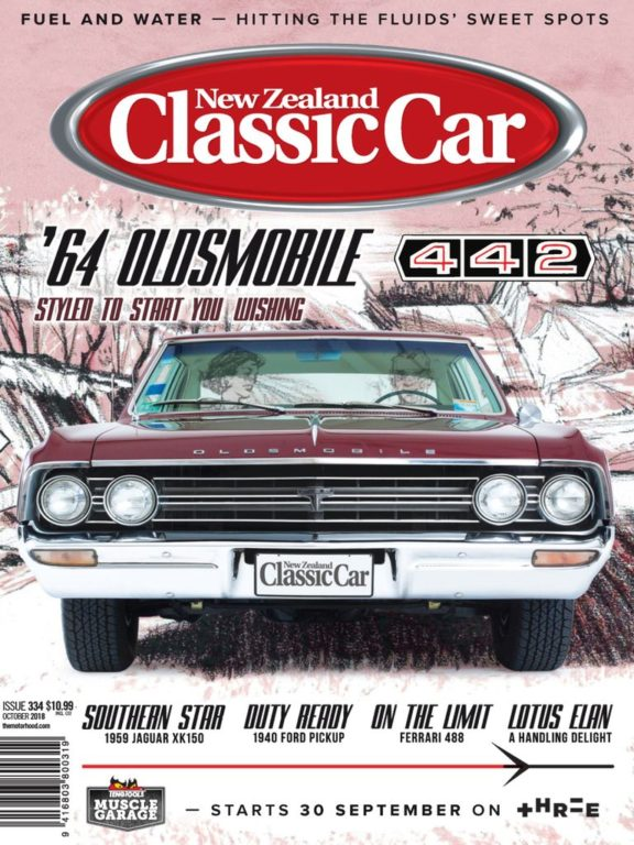 New Zealand Classic Car – October 2018