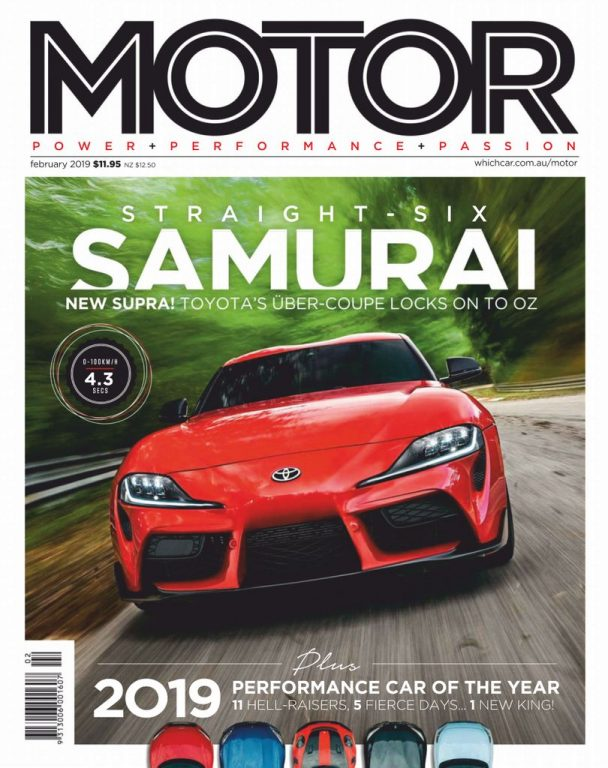 Motor Australia – February 2019