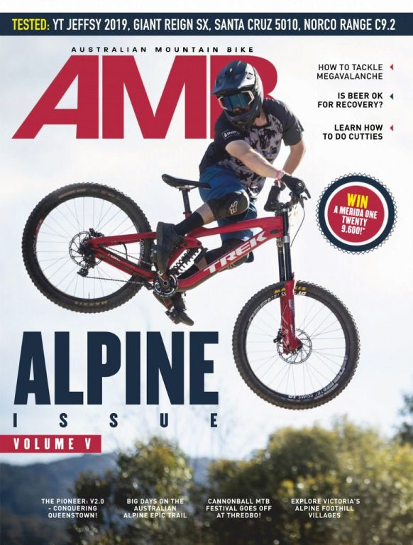 Australian Mountain Bike – February 01, 2019