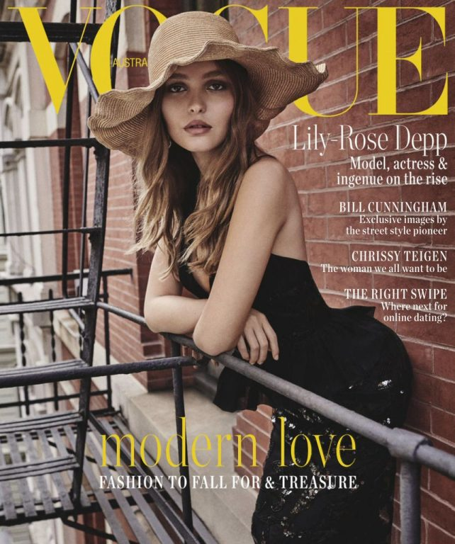 Vogue Australia – February 2019