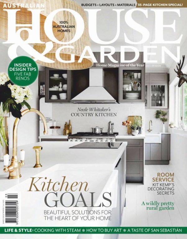 Australian House & Garden – March 2019